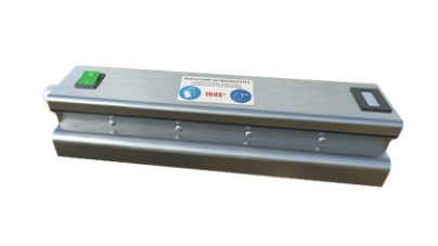 Distributeur de lampes à rayonnement UVC portables