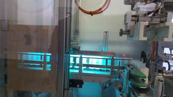 Action des lampes germicides et rayonnement uv-c
