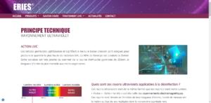 Lancement du nouveau site internet d'ERIES