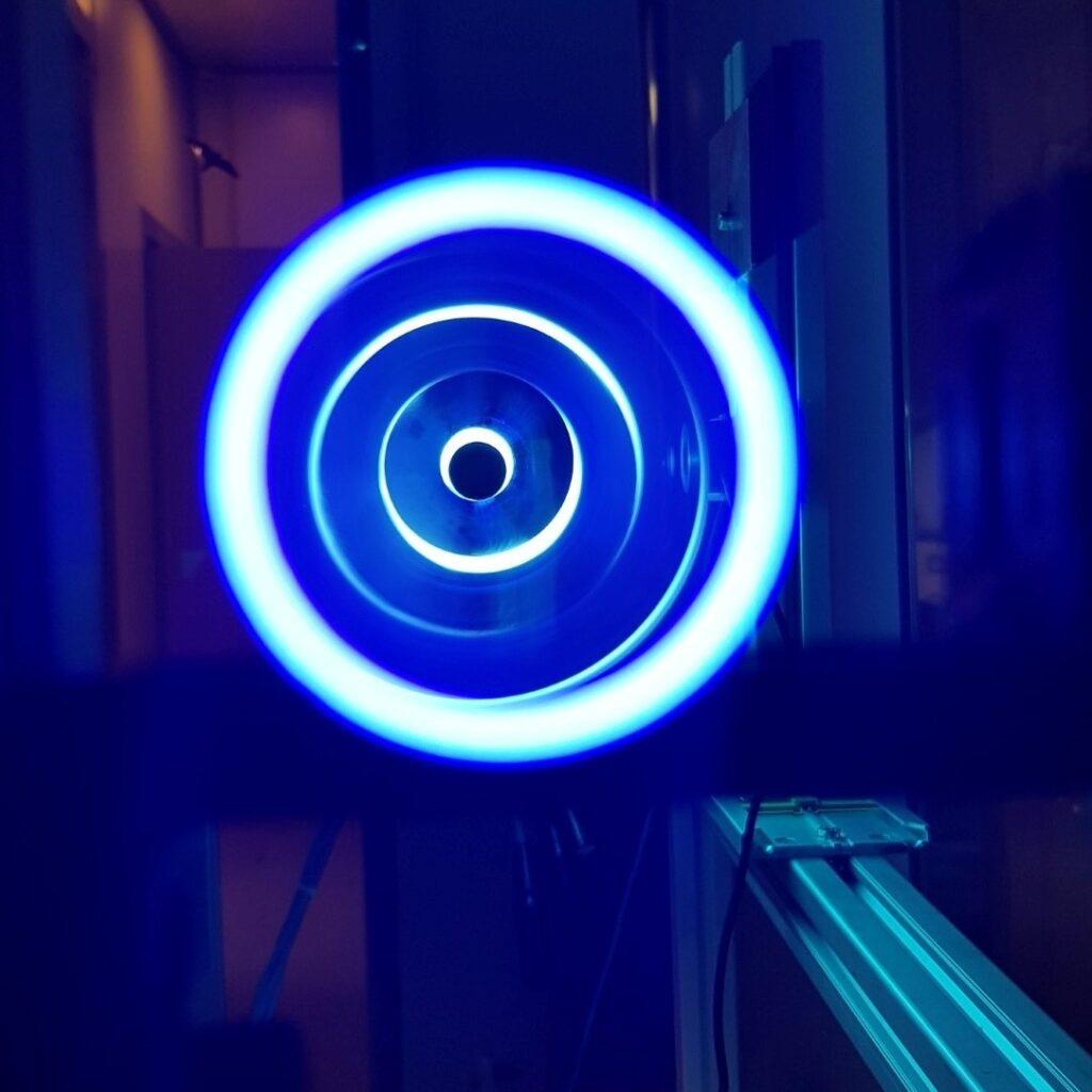 Lampe germicide et rayonnement uv